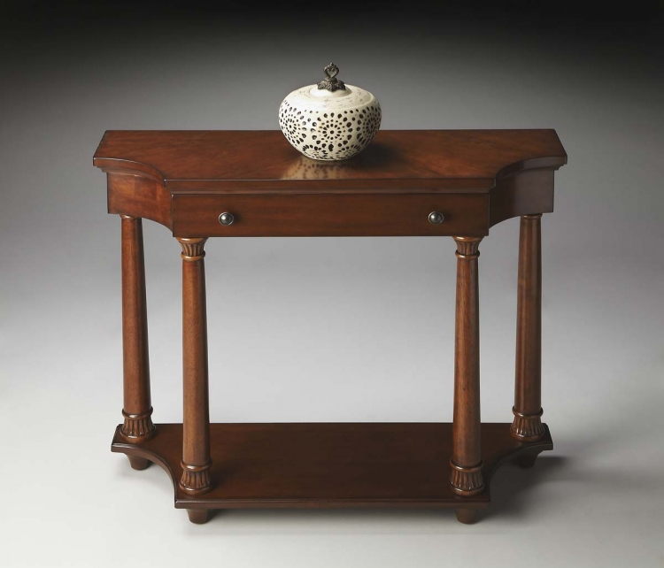 2206251 Console Table - Nutmeg - Butler