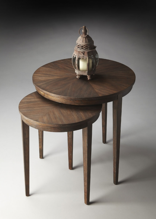 2249275 Nest Of Tables - Cocoa - Butler