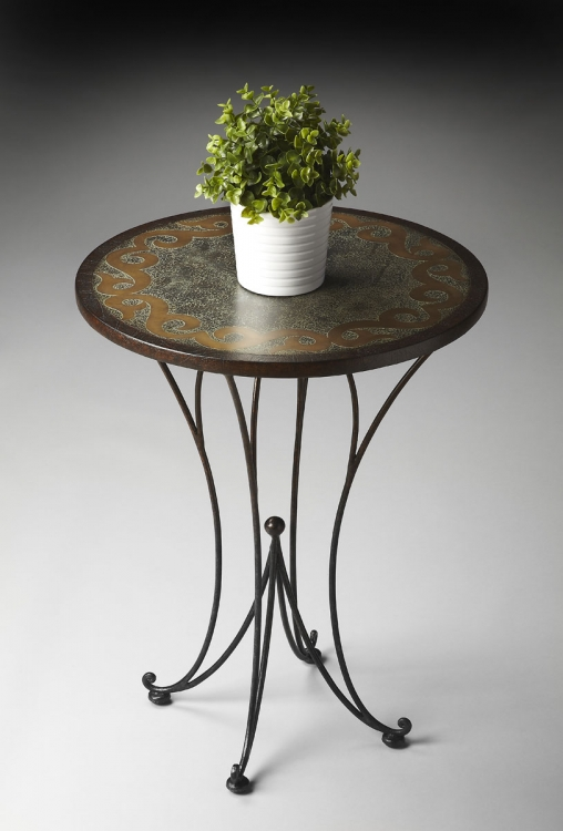 2261070 Accent Table - Heritage - Butler
