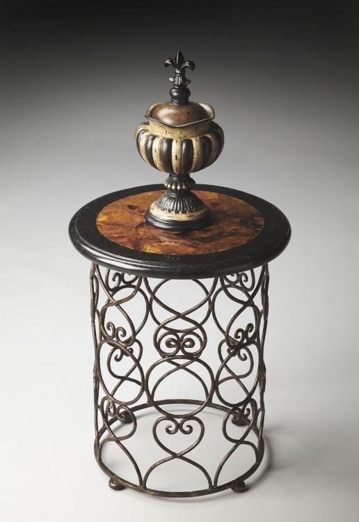 2278025 Accent Table - Metalworks