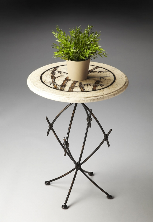 2281025 Accent Table - Metalworks - Butler