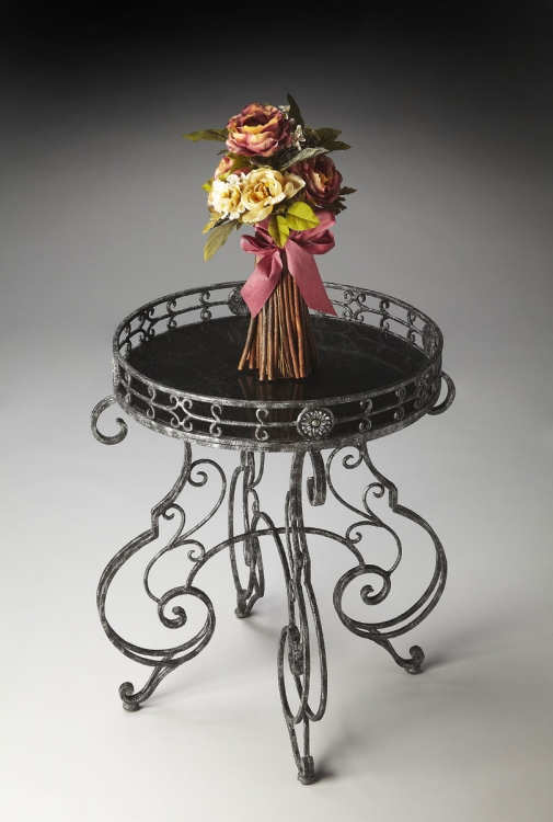 2284025 Accent Table - Metalworks - Butler