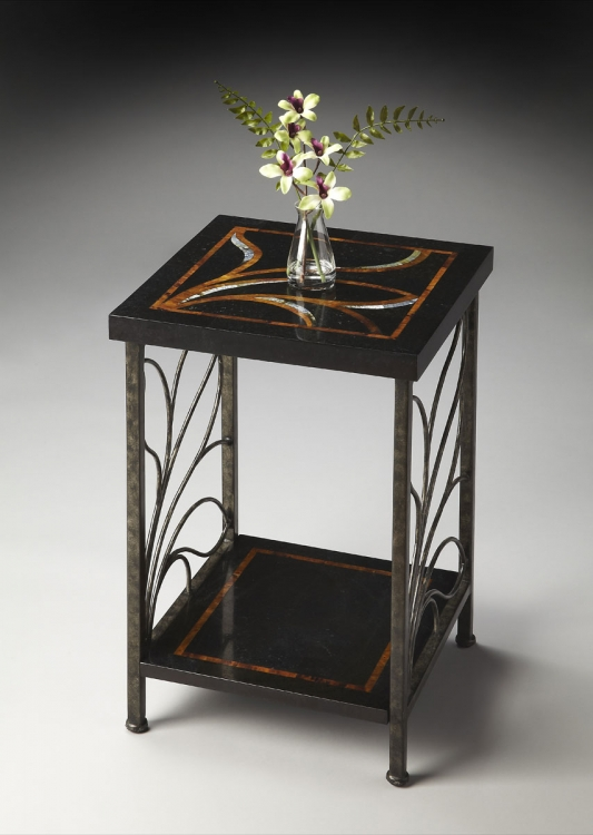 2289025 Accent Table - Metalworks - Butler