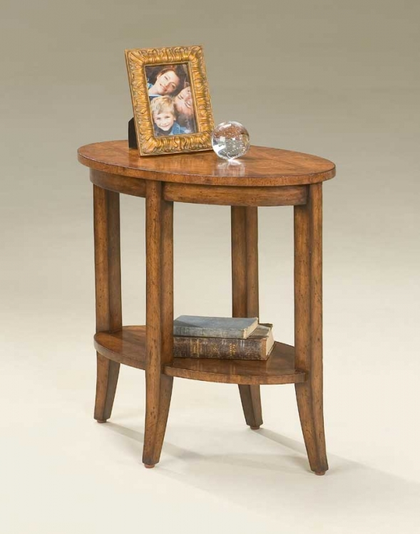 2320070 Heritage Accent Table - Butler