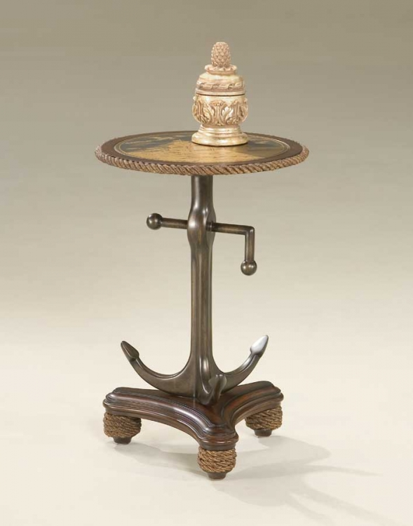 2326070 Heritage Anchor Table - Butler