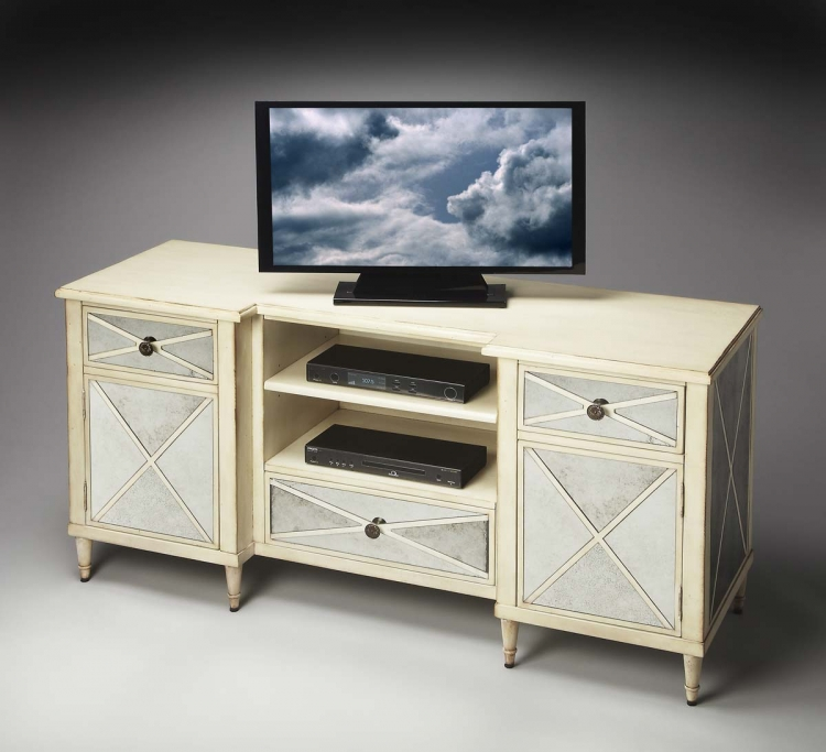 2372146 Entertainment Console - Mirror
