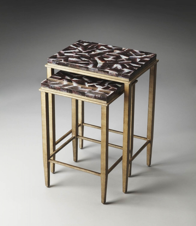 2522025 Metalworks Nesting Tables