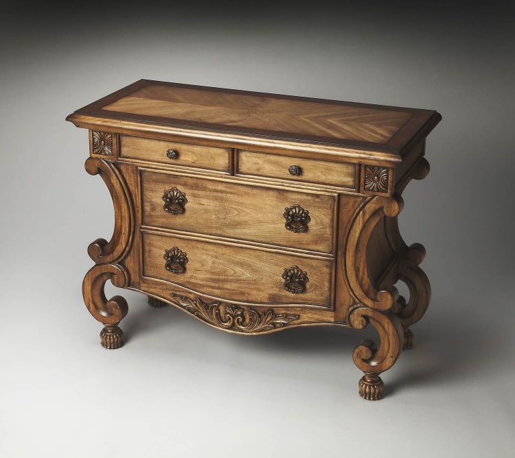 2525090 Connoisseurs Console Chest