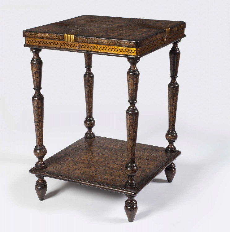 2648070 Heritage Accent Table