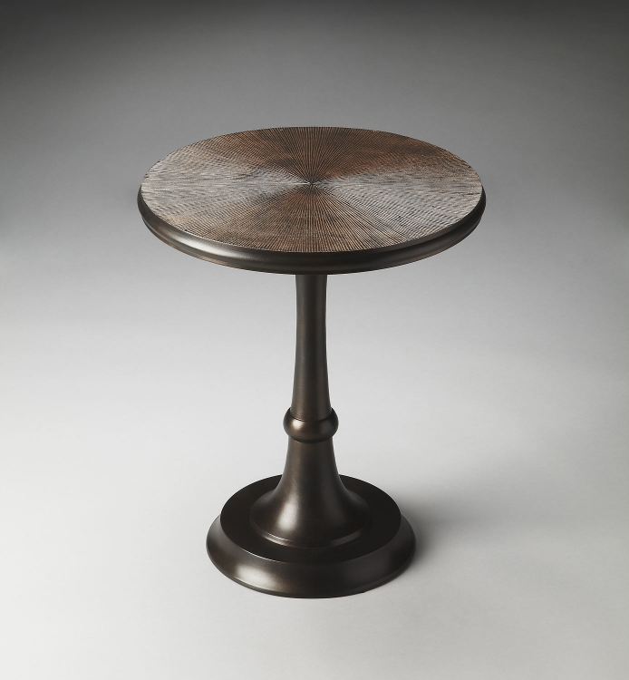 2674025 Metalworks Accent Table