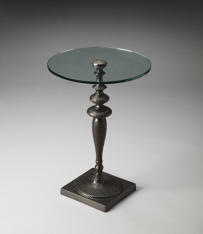 2676025 Metalworks Accent Table