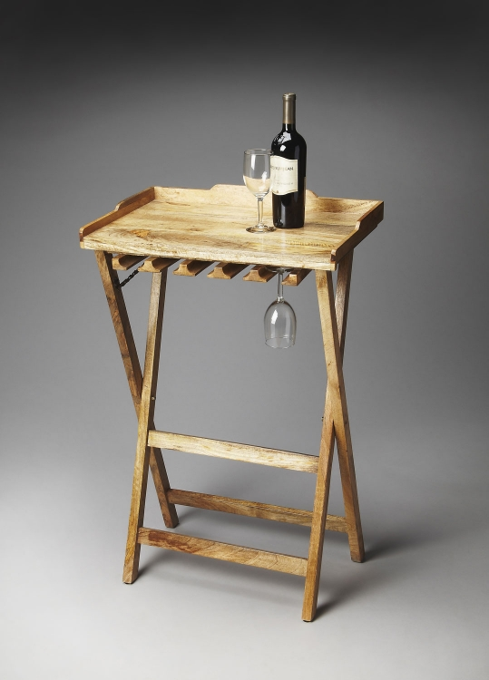 2775290 Artifacts Folding Wine Rack
