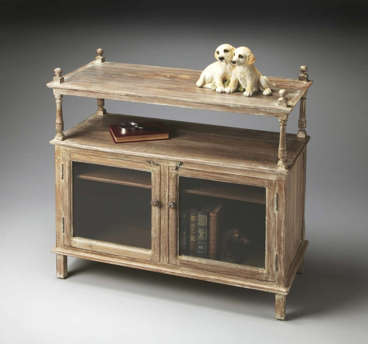 2849120 Display Cabinet - Mountain Lodge