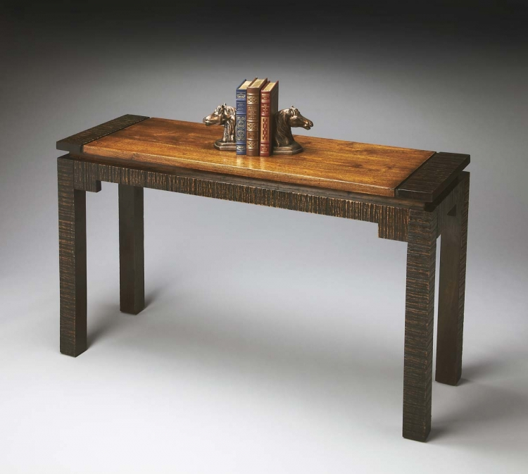 2855120 Console Table - Mountain Lodge