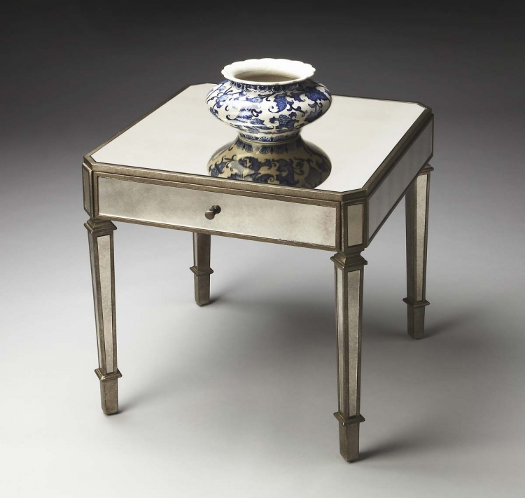 2910146 Accent Table - Mirror