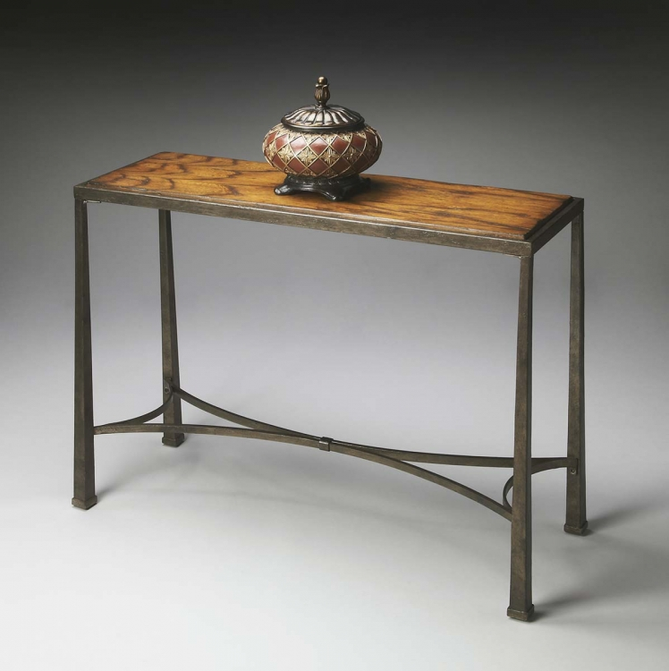 2915025 Console Table - Metalworks - Butler