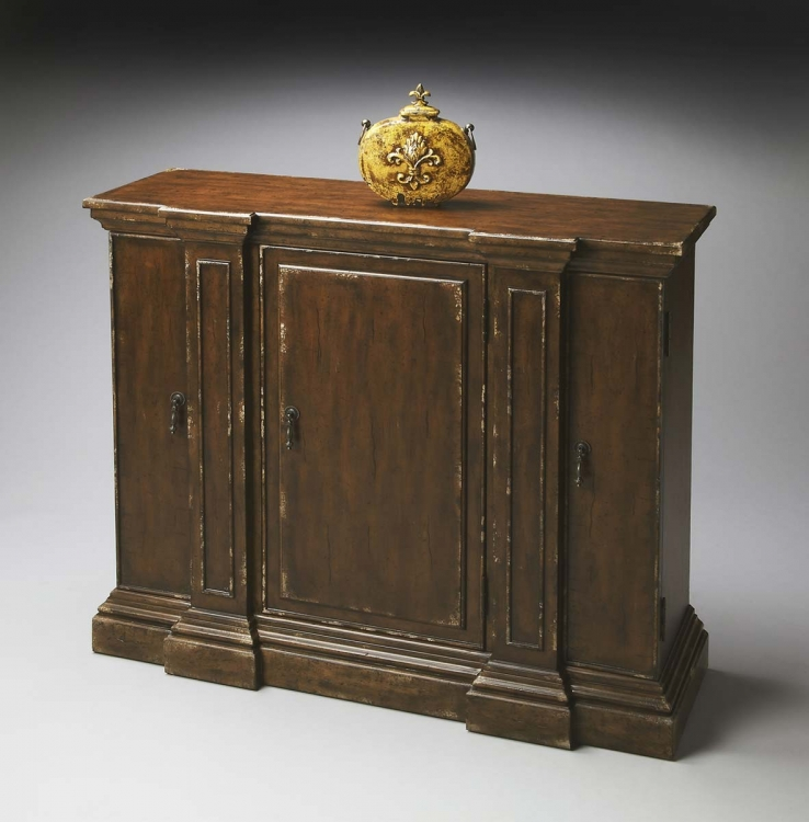 2924228 Door Chest - Tobacco Leaf