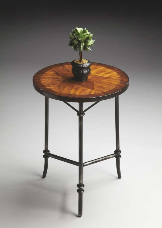 2950025 Accent Table - Metalworks - Butler