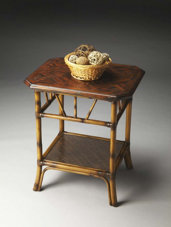2951070 Lamp Table - Heritage - Butler