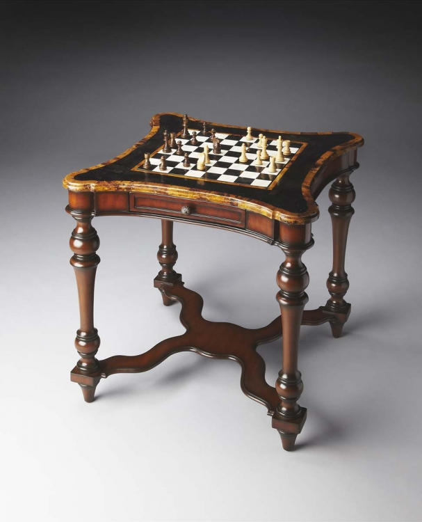 2955070 Game Table - Heritage - Butler