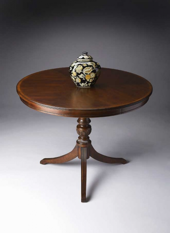 3006024 Plantation Cherry Foyer Table - Butler