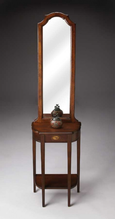 3008024 Plantation Cherry Mirror - Butler