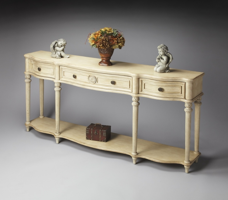 3028249 Paraffin Console Table