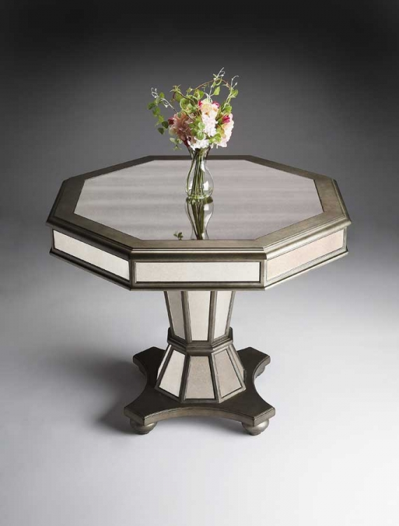 3038146 Mirror Foyer Table - Butler
