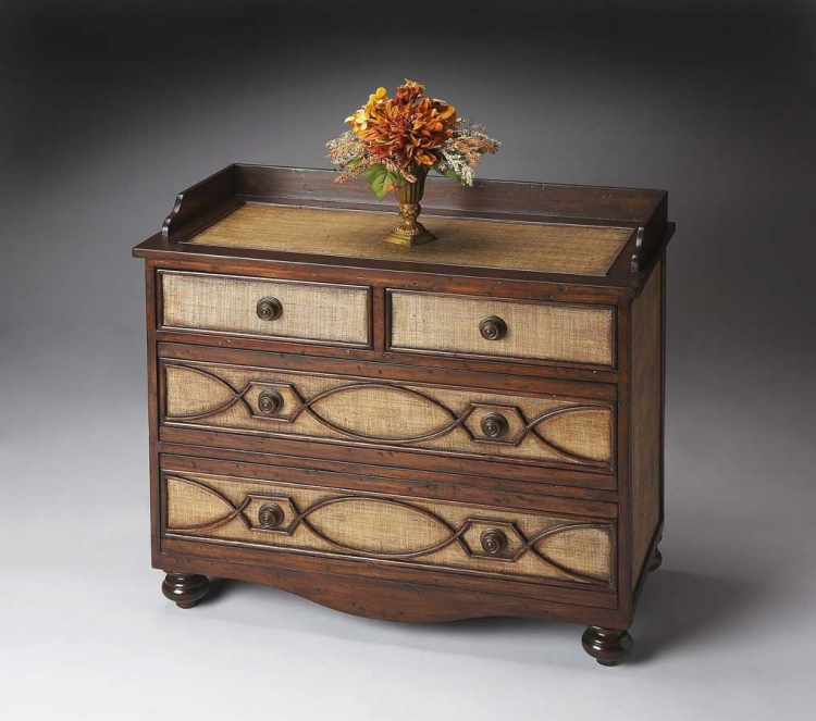 3059070 Heritage Drawer Chest - Butler