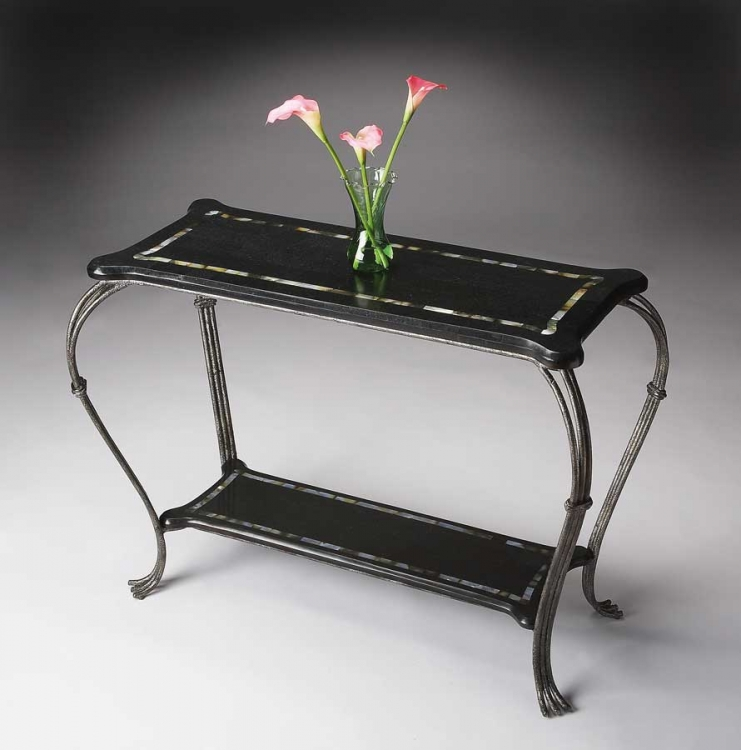 3075025 Metalworks Console Table - Butler