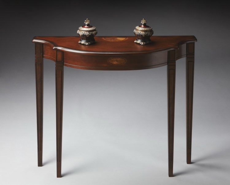 4116024 Plantation Cherry Console Table - Butler