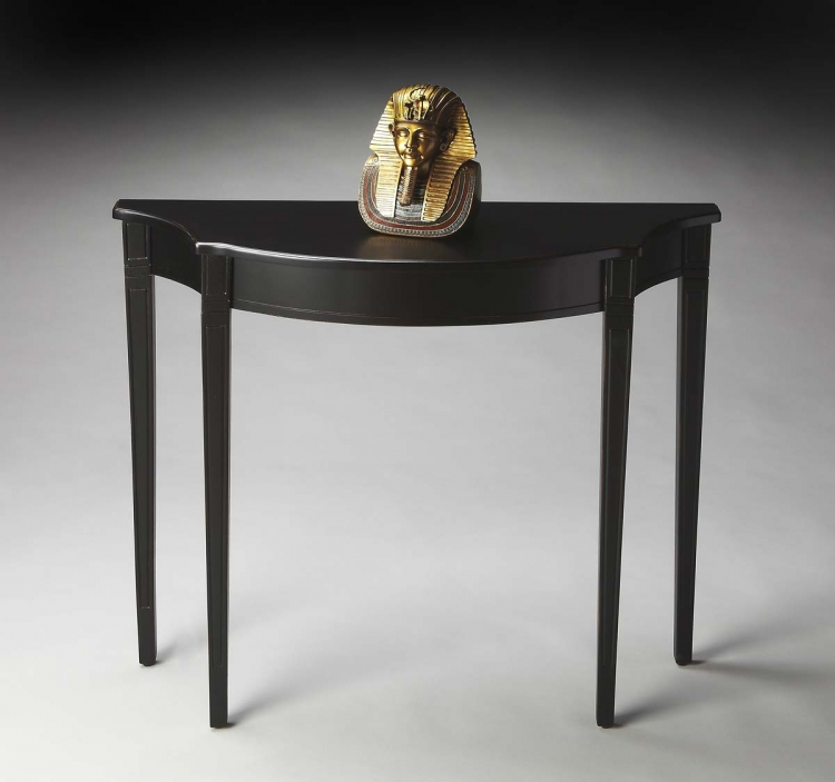 4116111 Console Table - Black Licorice