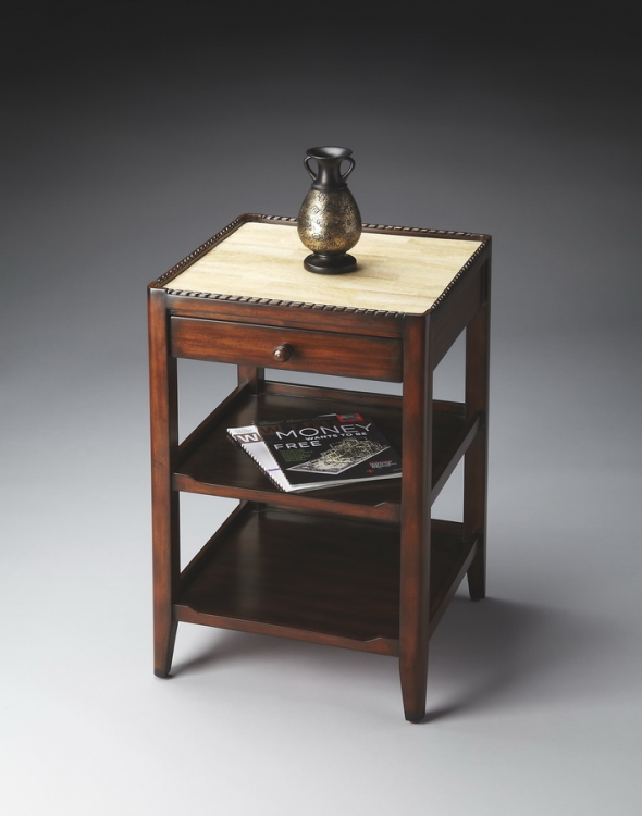 4159070 Heritage Side Table - Butler