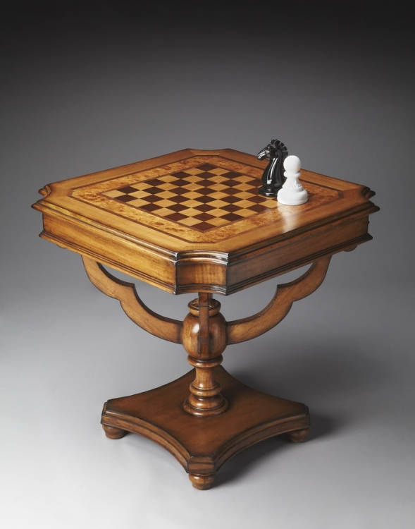 4168090 Connoisseur's Game Table - Butler