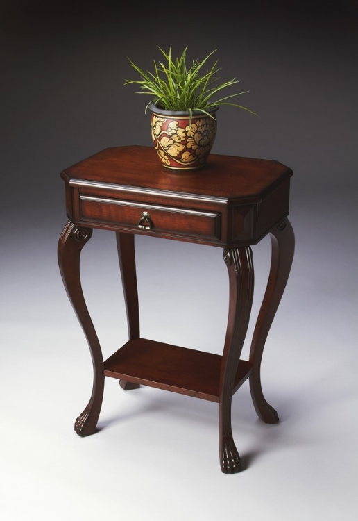 5021024 Plantation Cherry Console Table - Butler