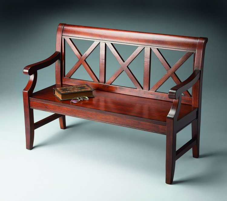 5048024 Plantation Cherry Bench - Butler
