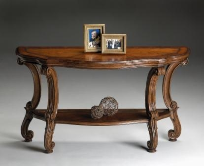 5066090 Connoisseur's Console Table