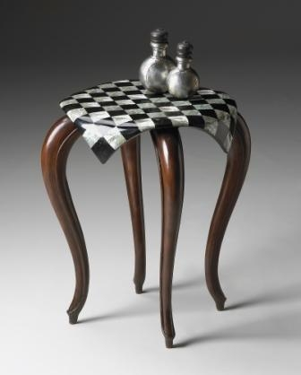 5078070 Heritage Accent Table - Butler