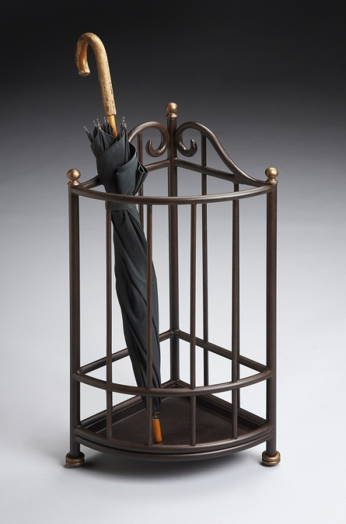 6034025 Metalworks Umbrella Stand