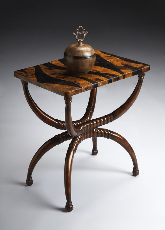 6074070 Heritage Accent Table