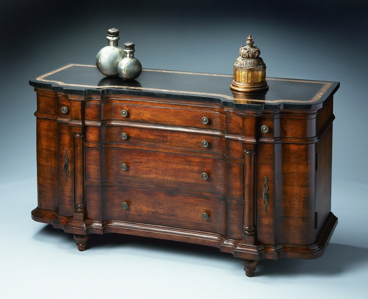 7014090 Connoisseur's Console Chest - Butler