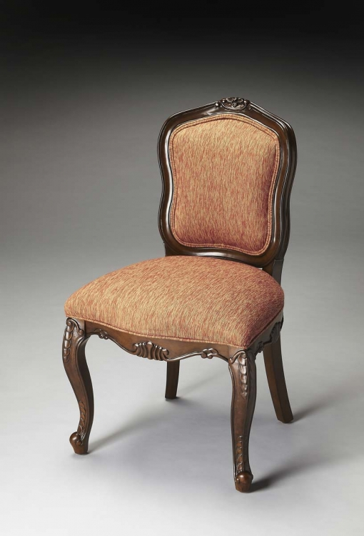 9509989 Side Chair - Nutmeg - Butler