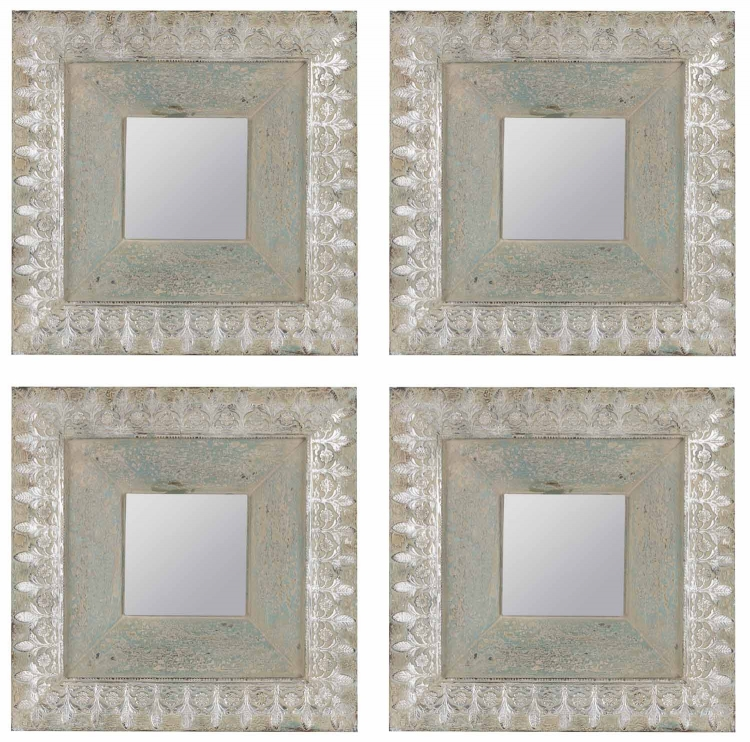 Kynzlee Mirrors- Set Of 4