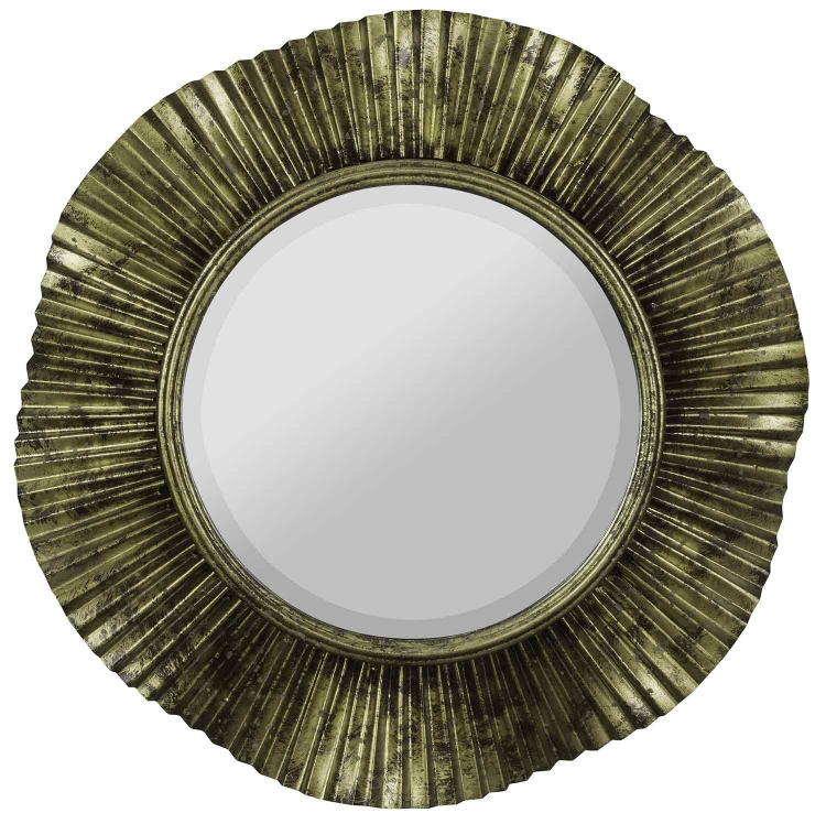 Robin Mirror - Antique Gold