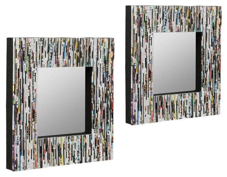 Soto Mirrors - Set of 2