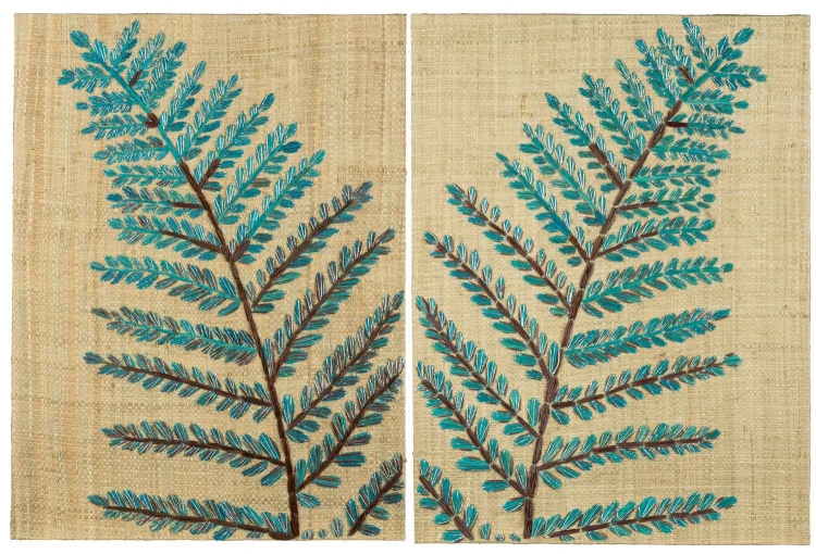 Dellwood Wall Hangings - Set of 2
