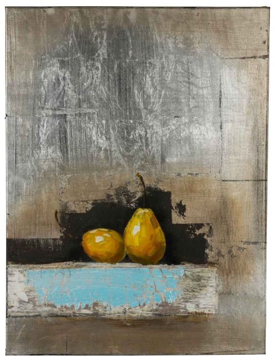 40877 Pears Canvas Painting