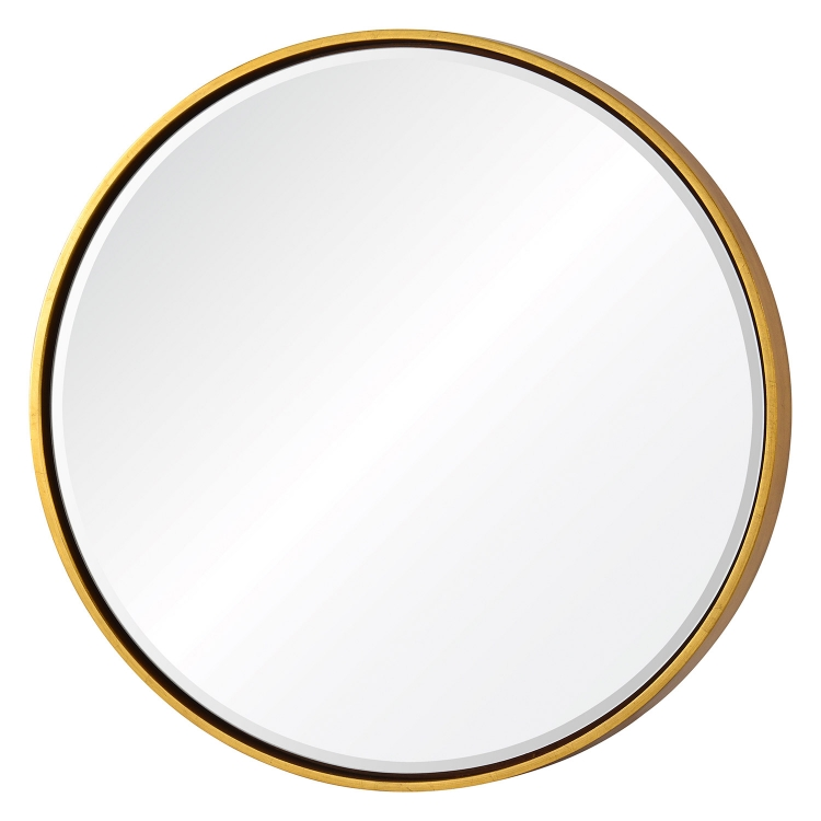 Wren Mirror - Gold