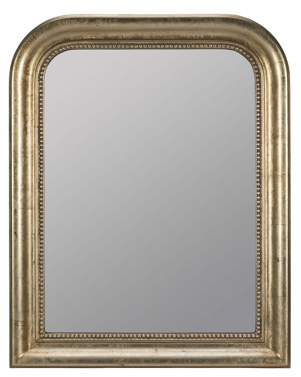 Karly Mirror - Antique Champagne/Black