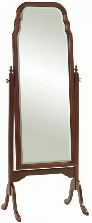 Queen Anne Cheval Mirror